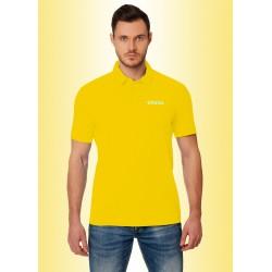 Koszulka Polo YELLOW CHOICE